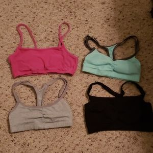 size 32 sports bras